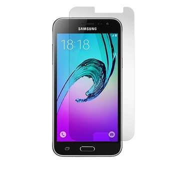 محافظ صفحه نمایش شیشه ای مدل Tempered مناسب برای گوشی موبایل سامسونگ Galaxy J3