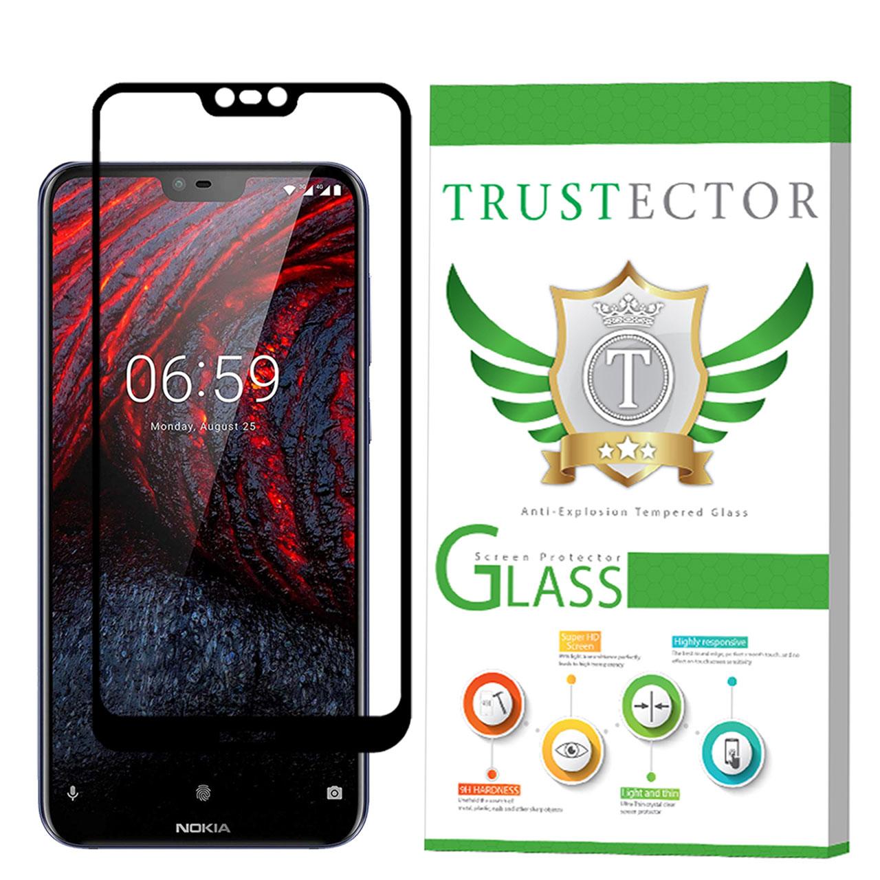 محافظ صفحه نمایش تراستکتور مدل GSS مناسب برای گوشی موبایل نوکیا X6 / 6.1 Plus              ( قیمت و خرید)