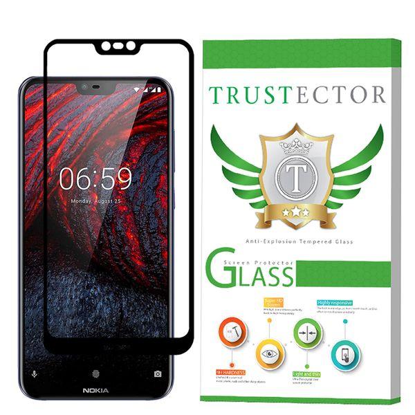 محافظ صفحه نمایش تراستکتور مدل GSS مناسب برای گوشی موبایل نوکیا X6 / 6.1 Plus