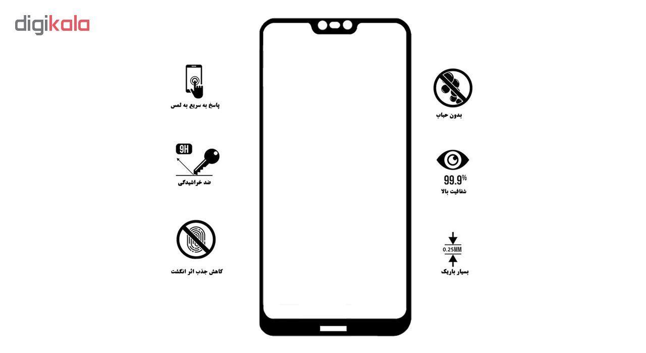 محافظ صفحه نمایش تراستکتور مدل GSS مناسب برای گوشی موبایل نوکیا X6 / 6.1 Plus main 1 7