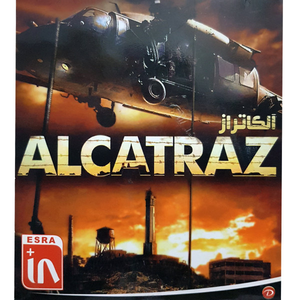 بازی Alcatraz مخصوص PC
