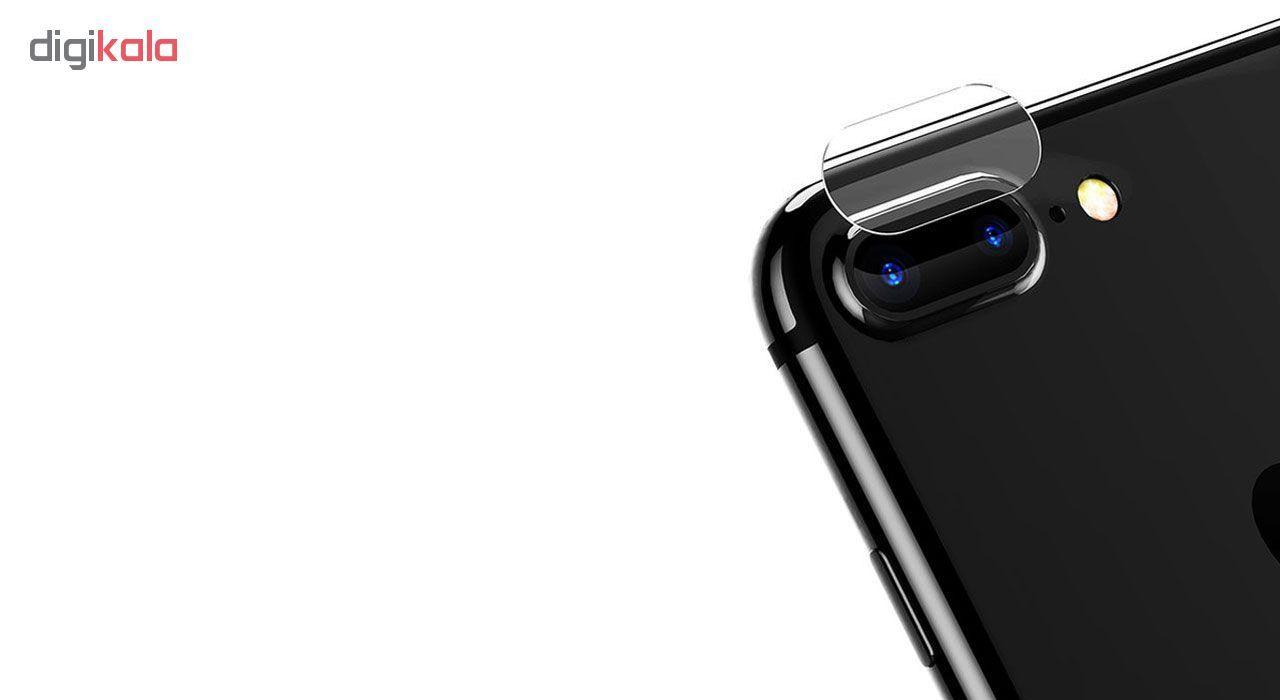 محافظ لنز دوربین هورس مدل UTF مناسب برای گوشی موبایل اپل iPhone 8 Plus بسته سه عددی  main 1 4