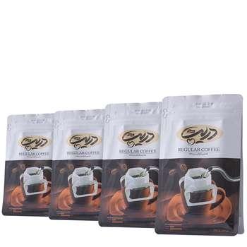 قهوه دریپ کاپ مدل4064 بسته 4 عددی