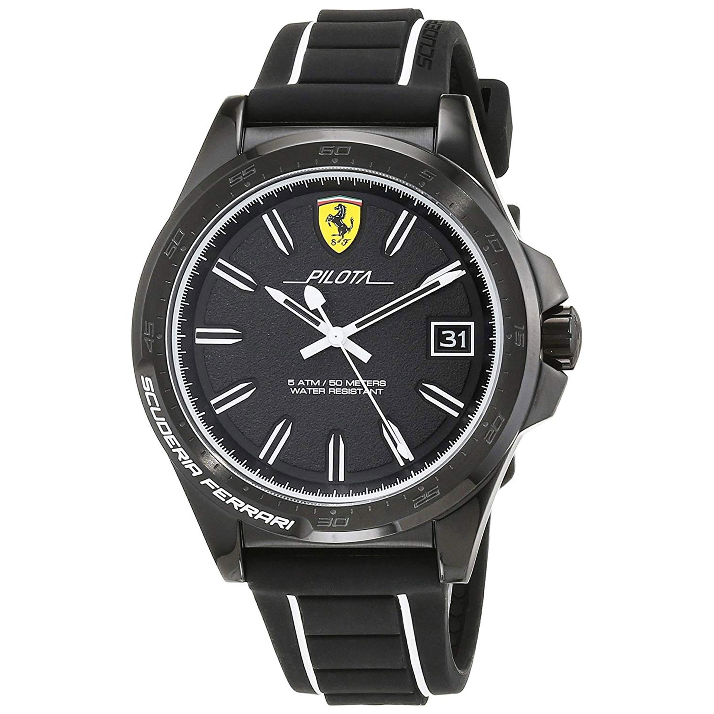 قیمت و خرید                      ساعت مچی عقربه ای مردانه فراری مدل 0830422