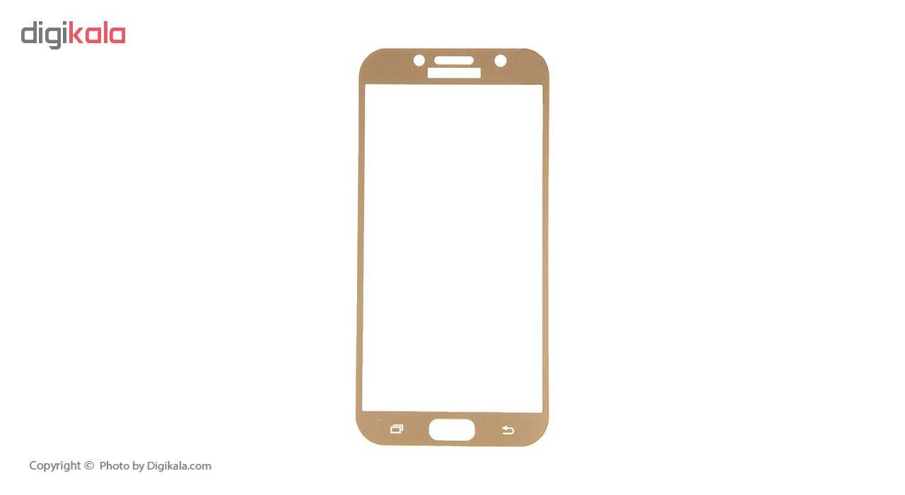 محافظ صفحه نمایش 3D موکوسون کد 205 مناسب برای گوشی موبایل سامسونگ Galaxy A7 2017 main 1 4