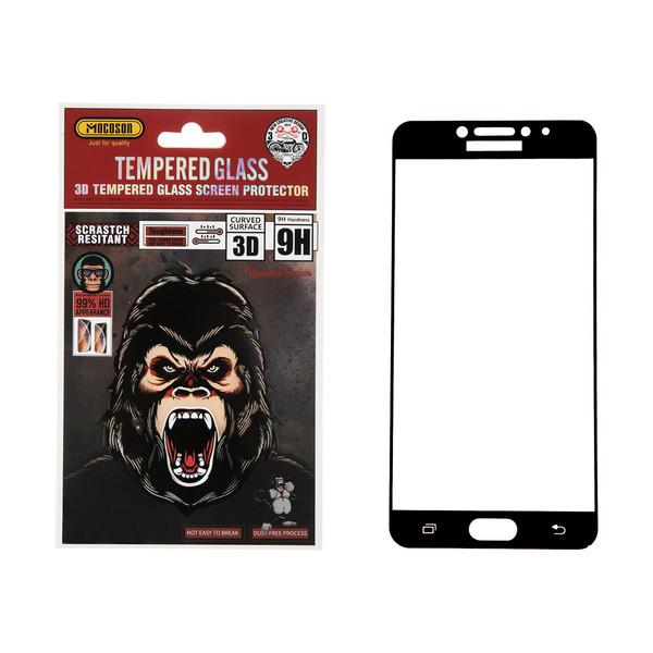 محافظ صفحه نمایش 3D موکوسون کد 309 مناسب برای گوشی موبایل سامسونگ C7 Pro
