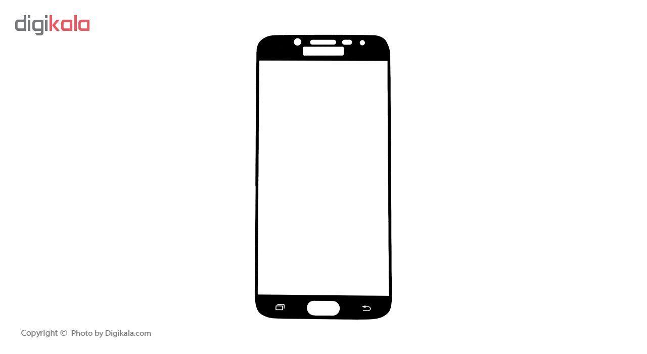 محافظ صفحه نمایش 3D موکوسون کد 221 مناسب برای گوشی موبایل سامسونگ J5 Prime main 1 4