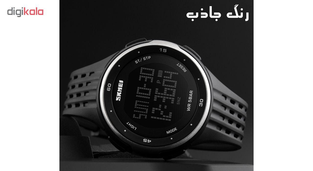 ساعت مچی دیجیتال اسکمی مدل 1219-F             قیمت