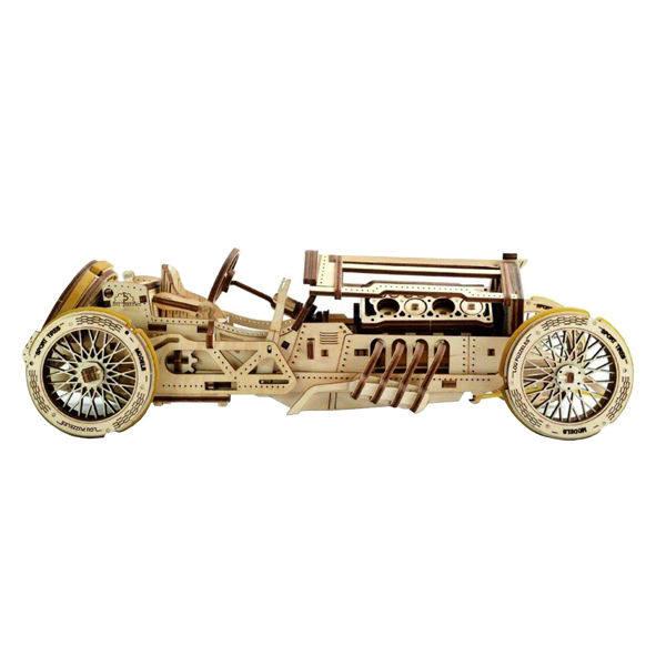 ساختنی طرح ماشین گرندپریکس مدل H9