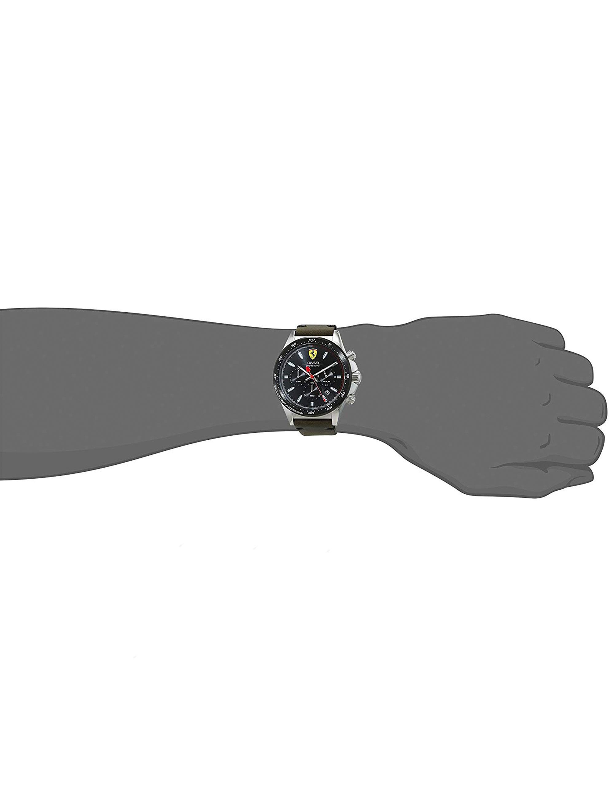 کد تخفیف                                      ساعت مچی عقربه ای مردانه فراری مدل 0830433