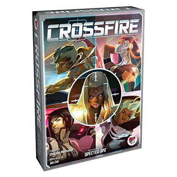 بازی فکری پلید هت گیمز مدل Crossfire