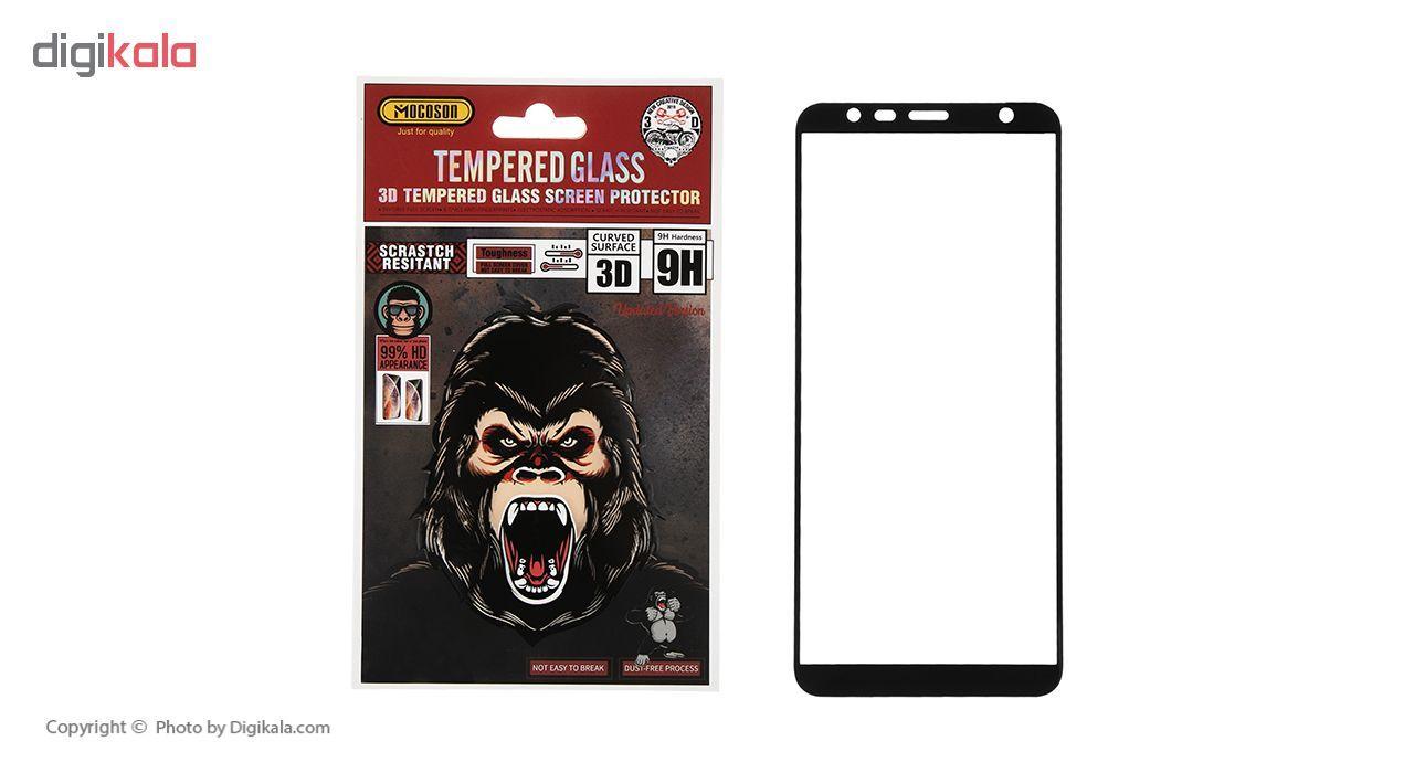 محافظ صفحه نمایش 3D موکوسون کد 305 مناسب برای گوشی موبایل سامسونگ J4 Core main 1 1