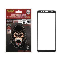 محافظ صفحه نمایش 3D موکوسون کد 304 مناسب برای گوشی موبایل سامسونگ J4 Plus 2018