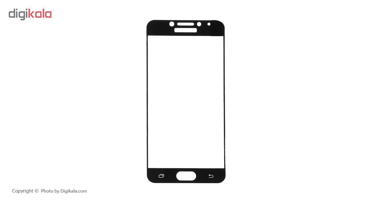 محافظ صفحه نمایش 3D موکوسون کد 310 مناسب برای گوشی موبایل سامسونگ C5 Pro main 1 2