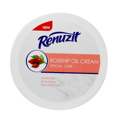 کرم مرطوب کننده رینو زیت مدل ROSEHIP حجم 200 میلی لیتر