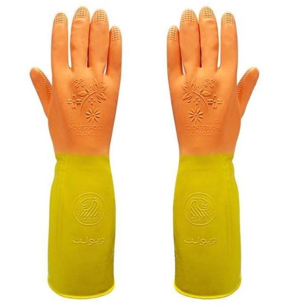دستکش آشپزخانه ویولت مدل L12