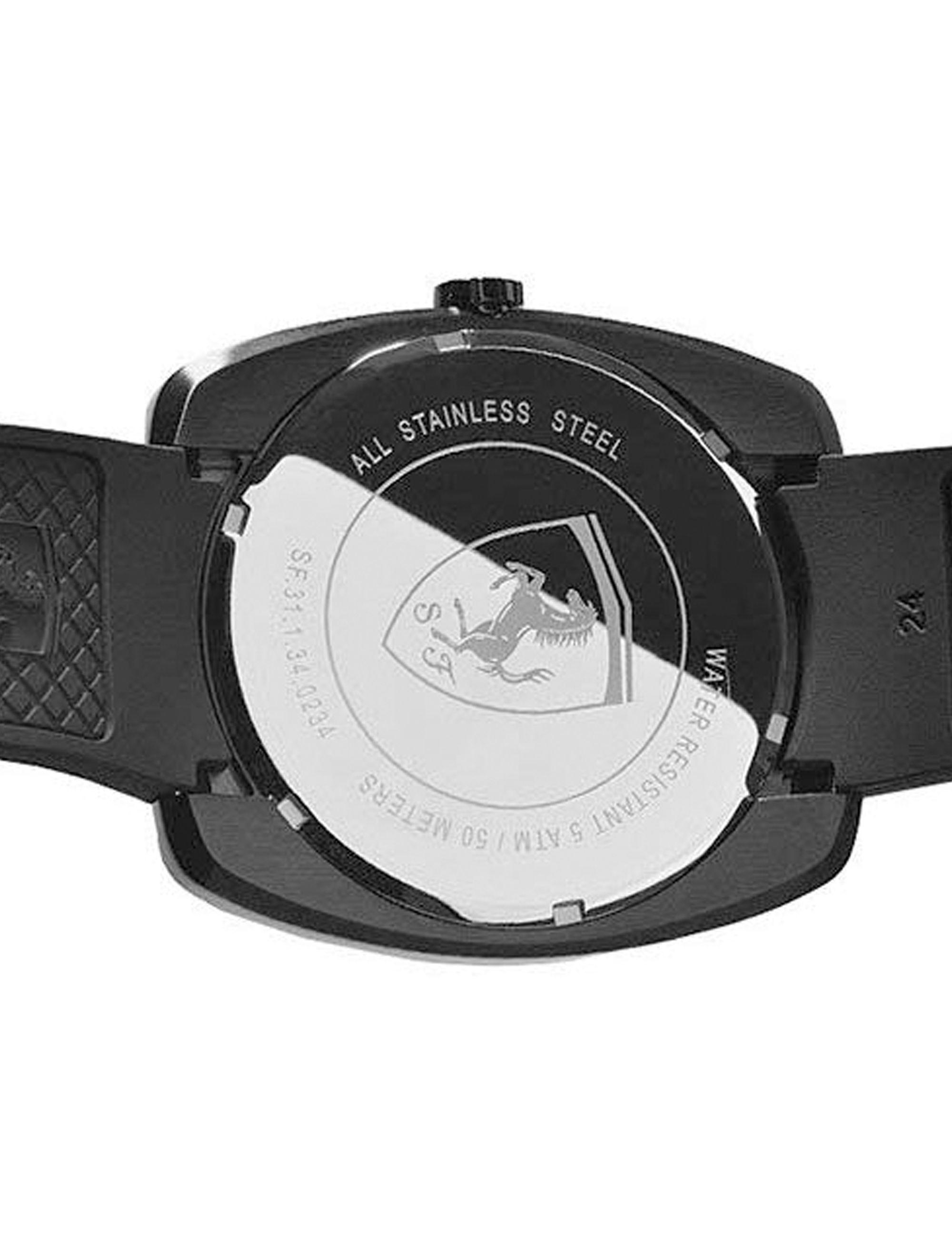 کد تخفیف                                      ساعت مچی عقربه ای مردانه فراری مدل 0830320