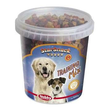 غذای تشویقی سگ نوبی مدل training mix-6868 وزن 500 گرم