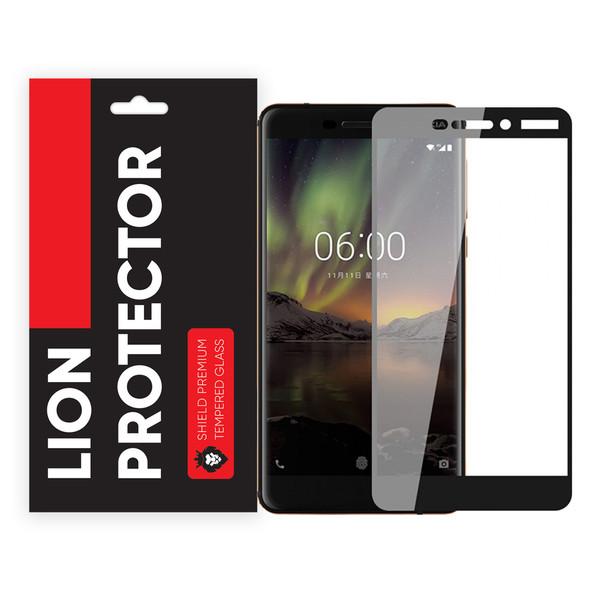 محافظ صفحه نمایش شیلد مدل Lion FG مناسب برای گوشی موبایل نوکیا 6.1