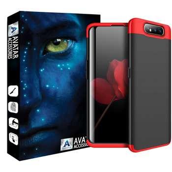 کاور 360 درجه آواتار مدل GK-SA80-2 مناسب برای گوشی موبایل سامسونگ Galaxy A80