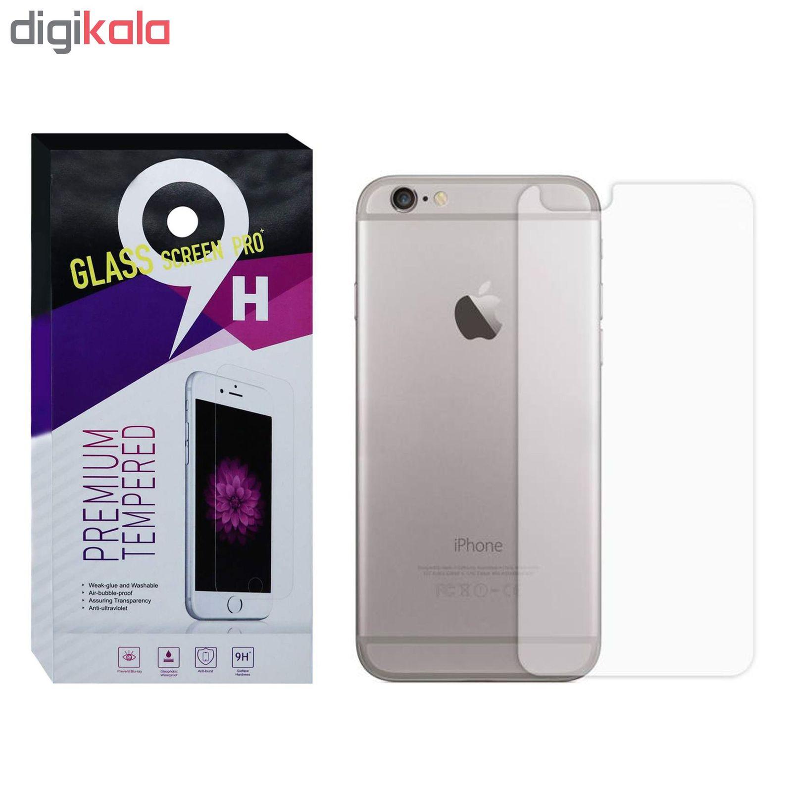 محافظ پشت گوشی مدل Tm-01 مناسب برای گوشی موبایل اپل Iphone 6/6s main 1 1