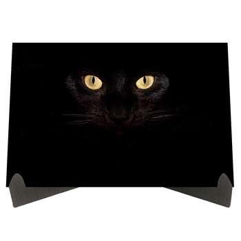 تابلو شاسی رومیزی طرح گربه کد LS2201