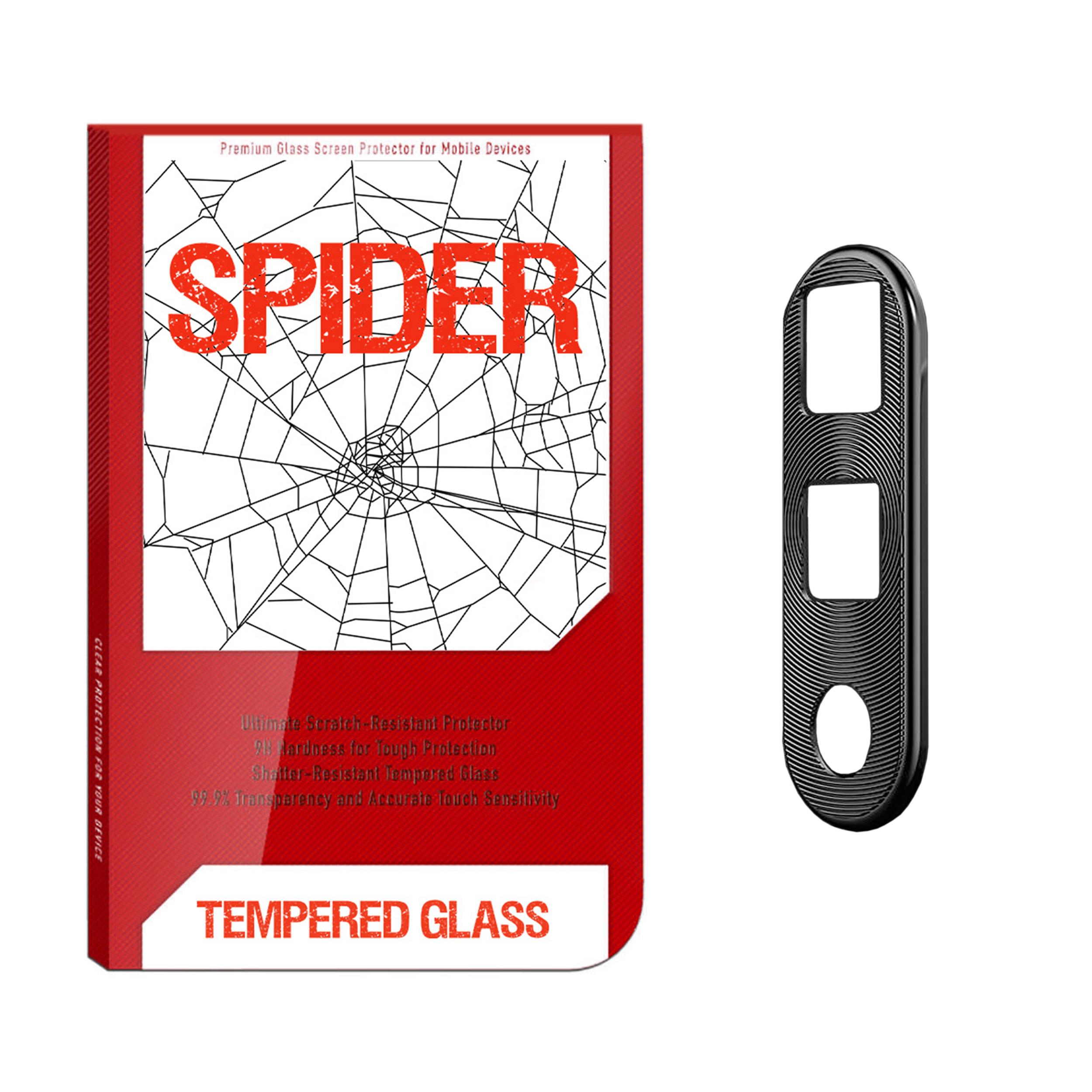 محافظ لنز دوربین اسپایدر مدل FLZ-017 مناسب برای گوشی موبایل سامسونگ Galaxy Note 10 Plus / Note 10