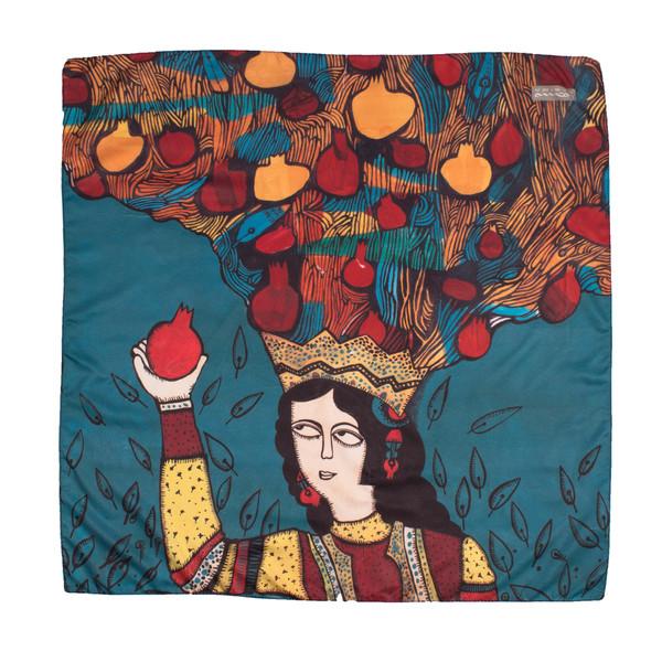 روسری دخترانه نسیما کد K 111