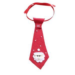 کراوات پسرانه طرح برف
