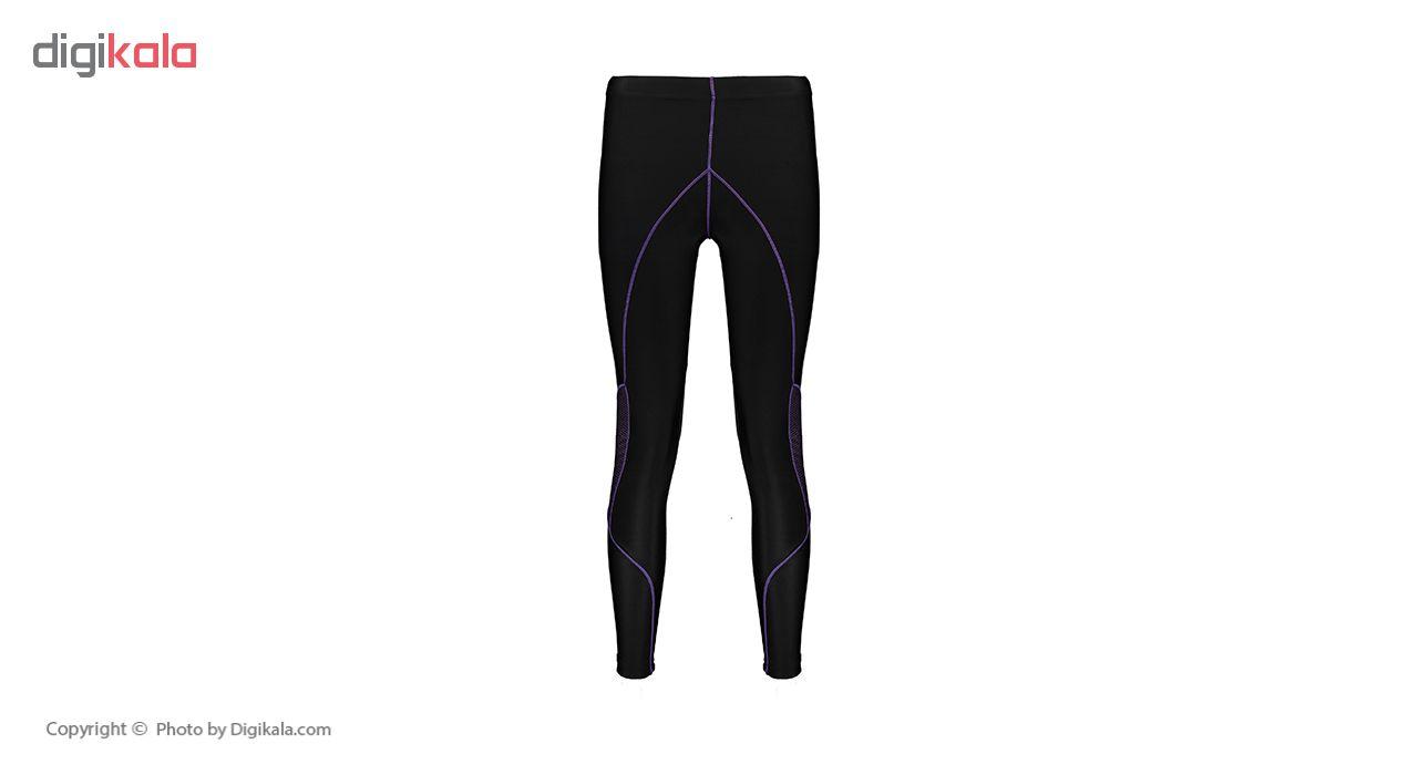 ست تی شرت و شلوار ورزشی زنانه آندر آرمور مدل cold gear کد 8441