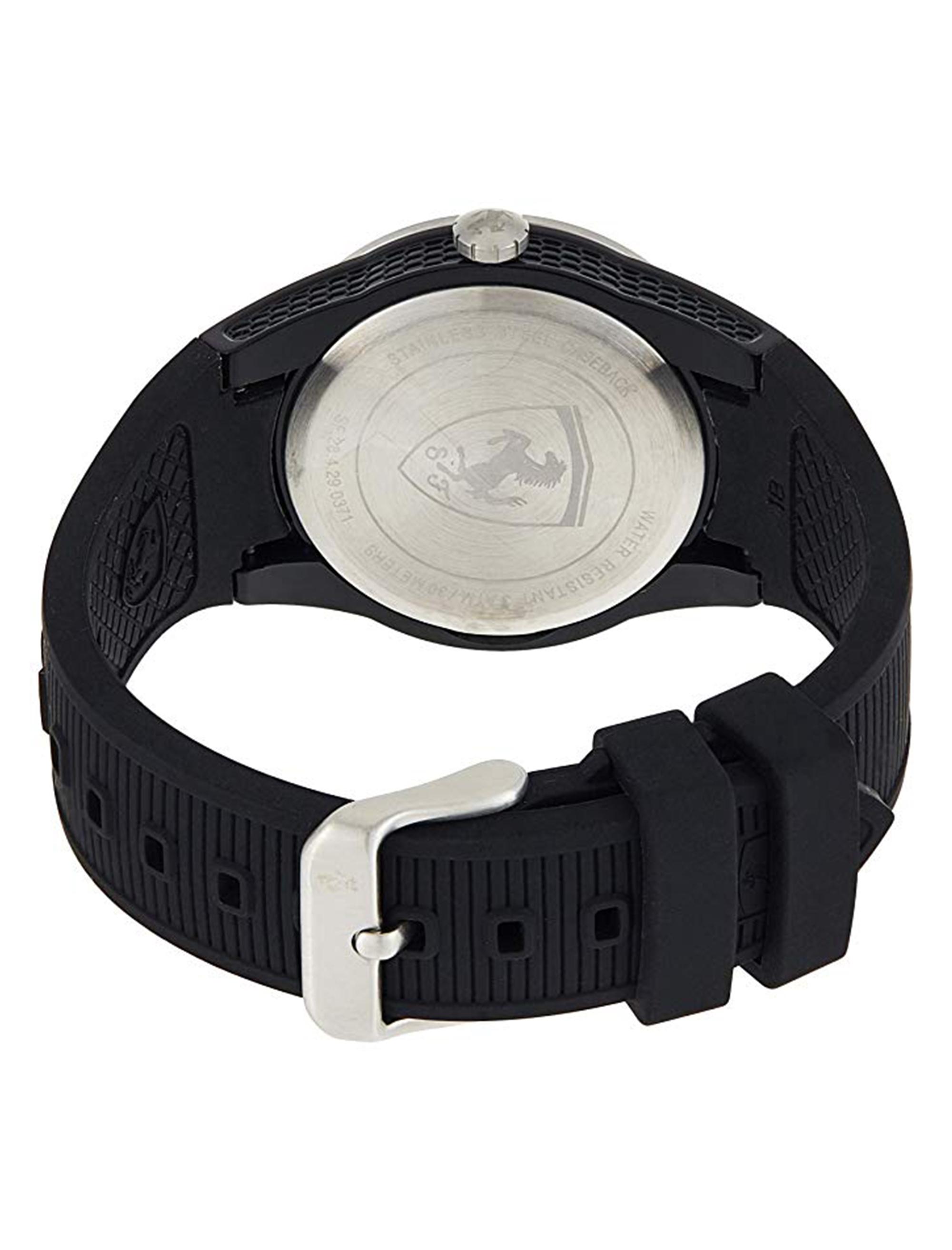 کد تخفیف                                      ساعت مچی عقربه ای مردانه فراری مدل 0840015