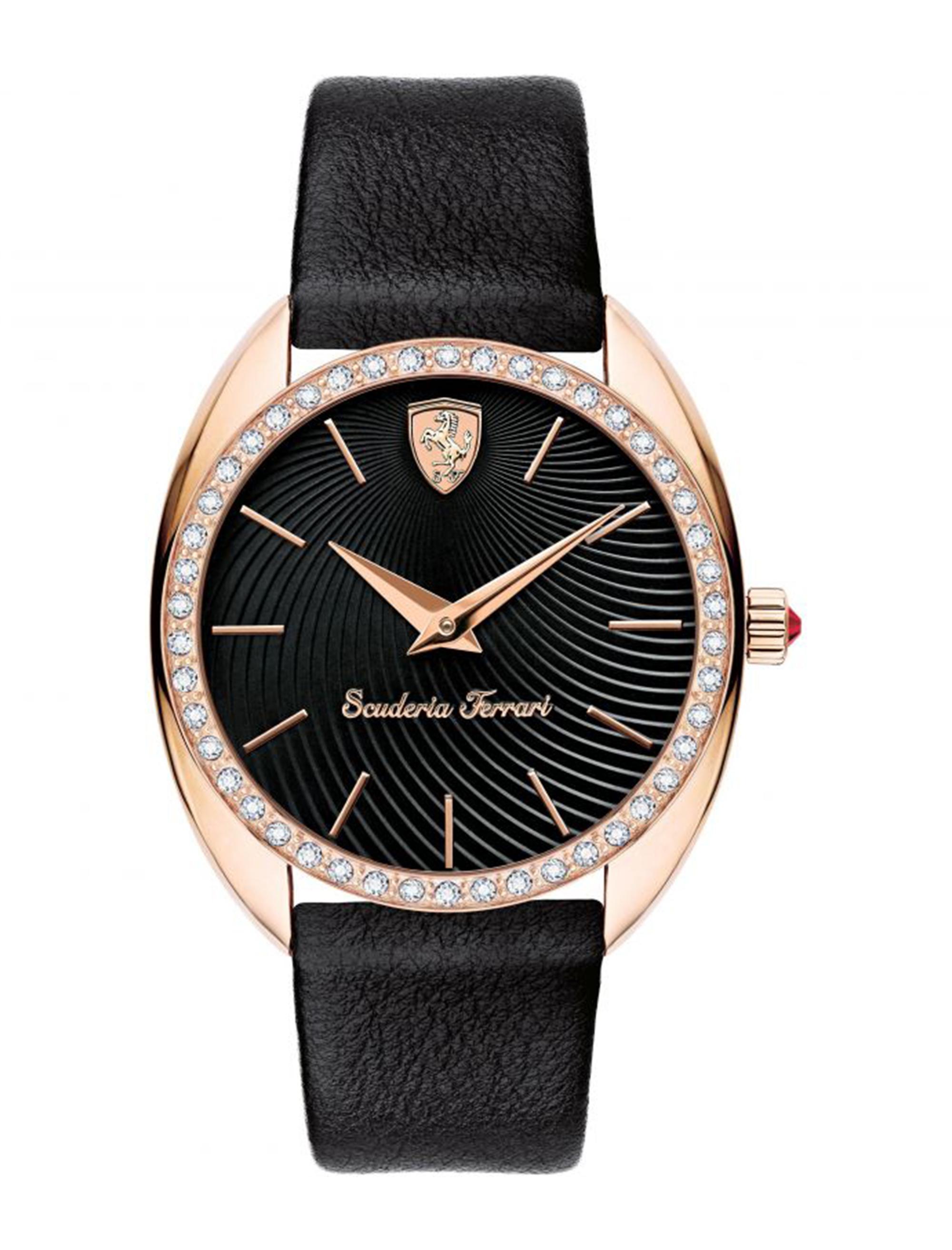ساعت مچی عقربه ای زنانه فراری مدل 0820019              خرید (⭐️⭐️⭐️)