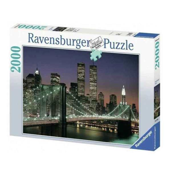 پازل 2000 تکه راونزبرگر مدل New York Piece Panoramic کد U234801