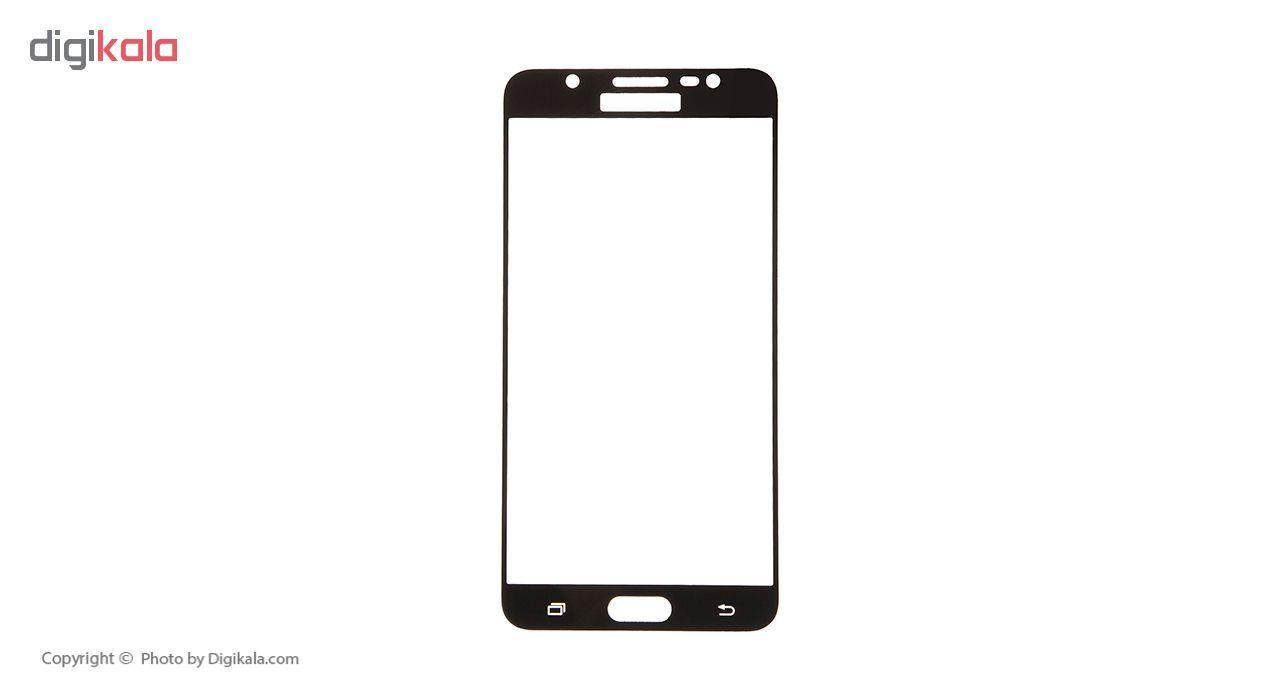 محافظ صفحه نمایش 3D موکوسون کد 218 مناسب برای گوشی موبایل سامسونگ Galaxy J7 2016 main 1 3