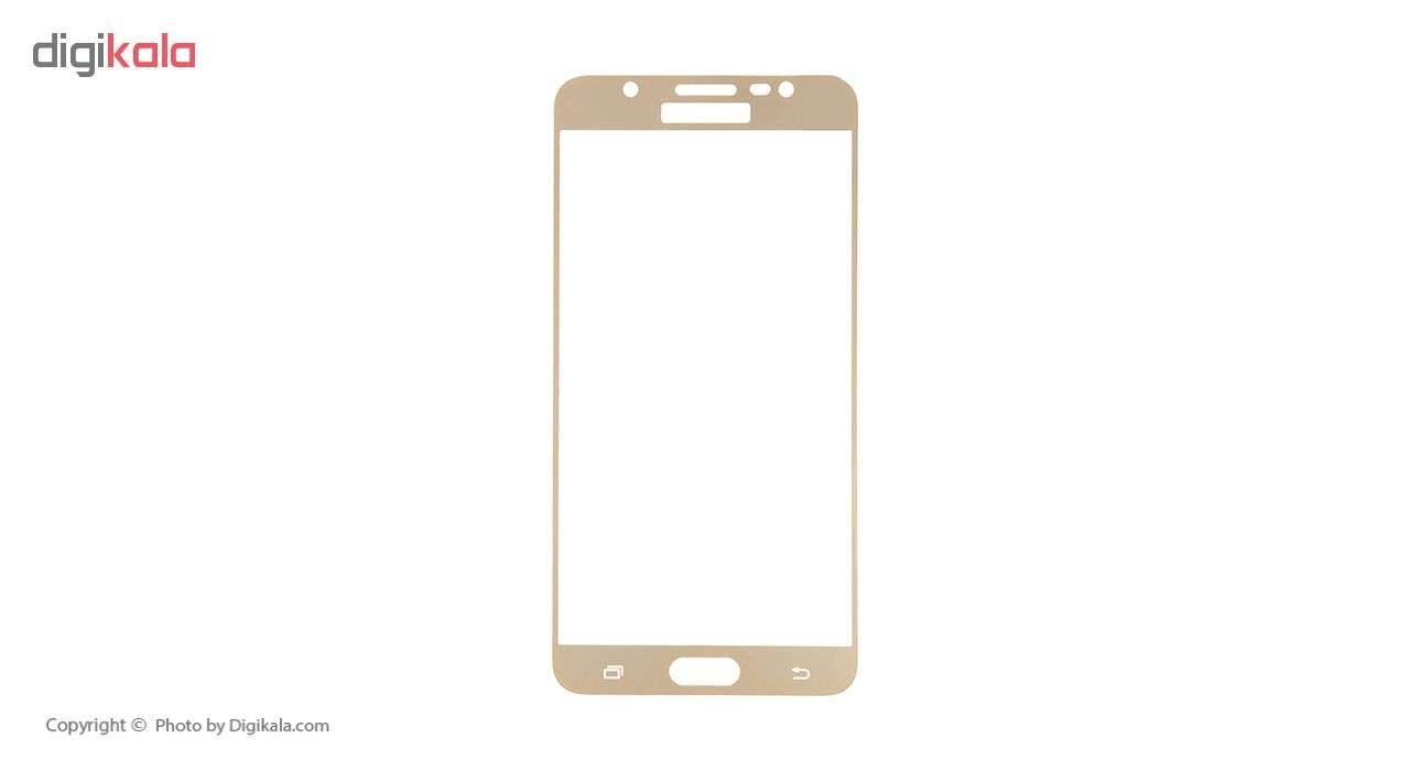 محافظ صفحه نمایش 3D موکوسون کد 218 مناسب برای گوشی موبایل سامسونگ Galaxy J7 2016 main 1 4