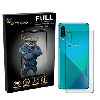 محافظ پشت گوشی زیفرند مدل RZ1 مناسب برای گوشی موبایل سامسونگ Galaxy A30s 2019