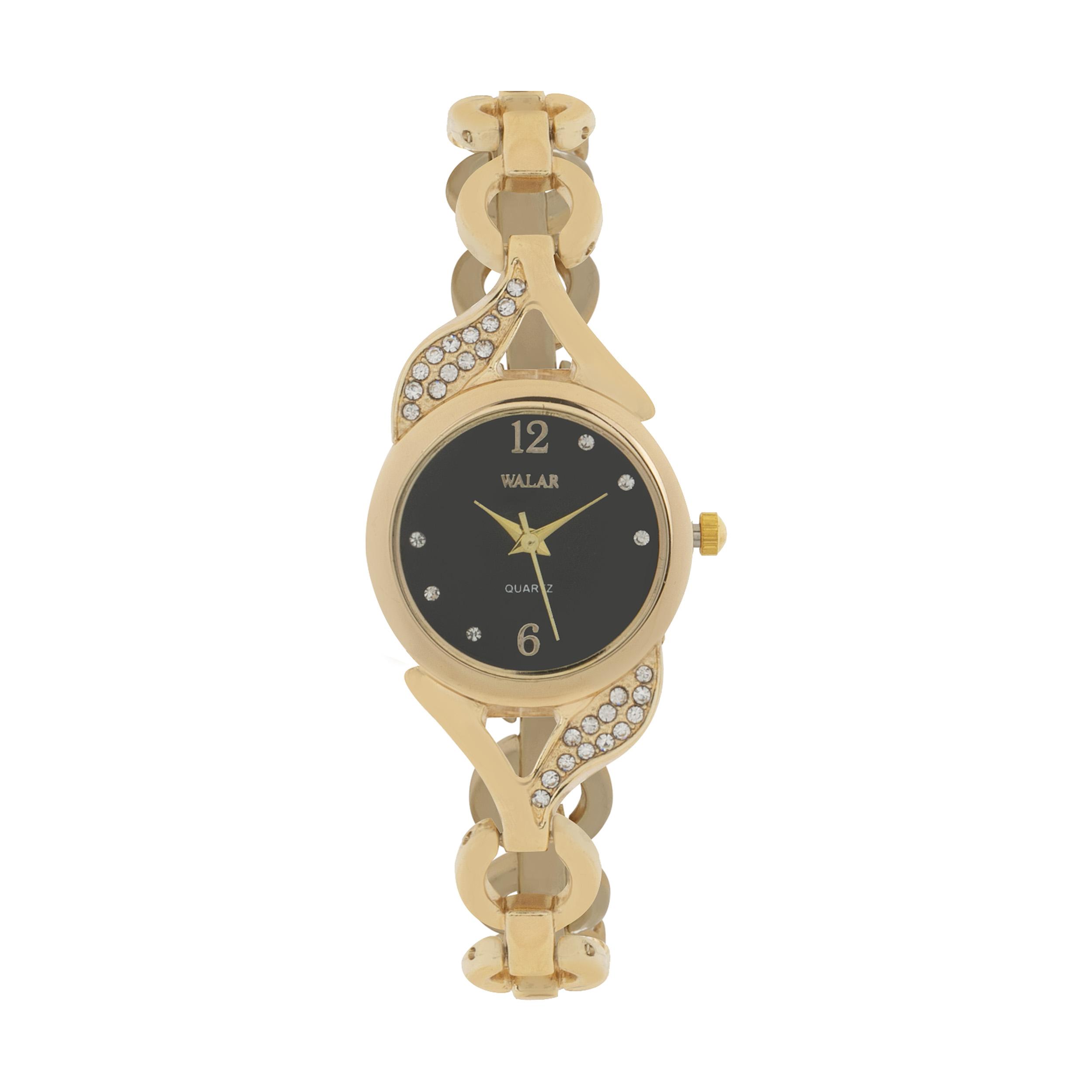 ساعت مچی عقربه ای زنانه والار مدل LR4567