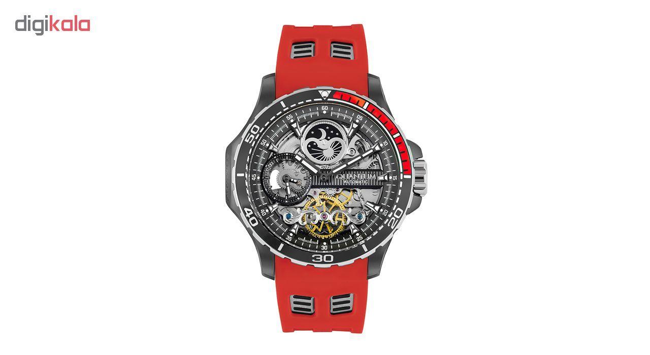 ساعت مچی عقربه ای مردانه کوانتوم کد QMG849.058