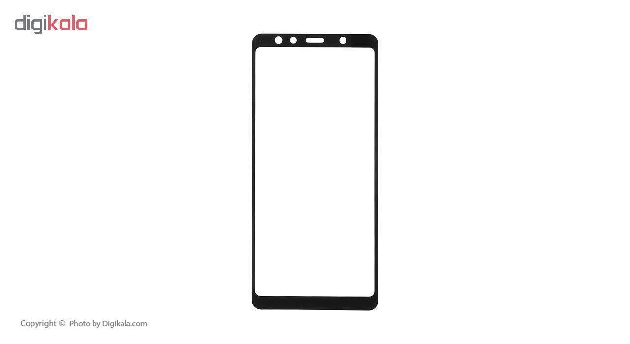 محافظ صفحه نمایش 3D موکوسون کد 206 مناسب برای گوشی موبایل سامسونگ Galaxy A7 2018 main 1 2