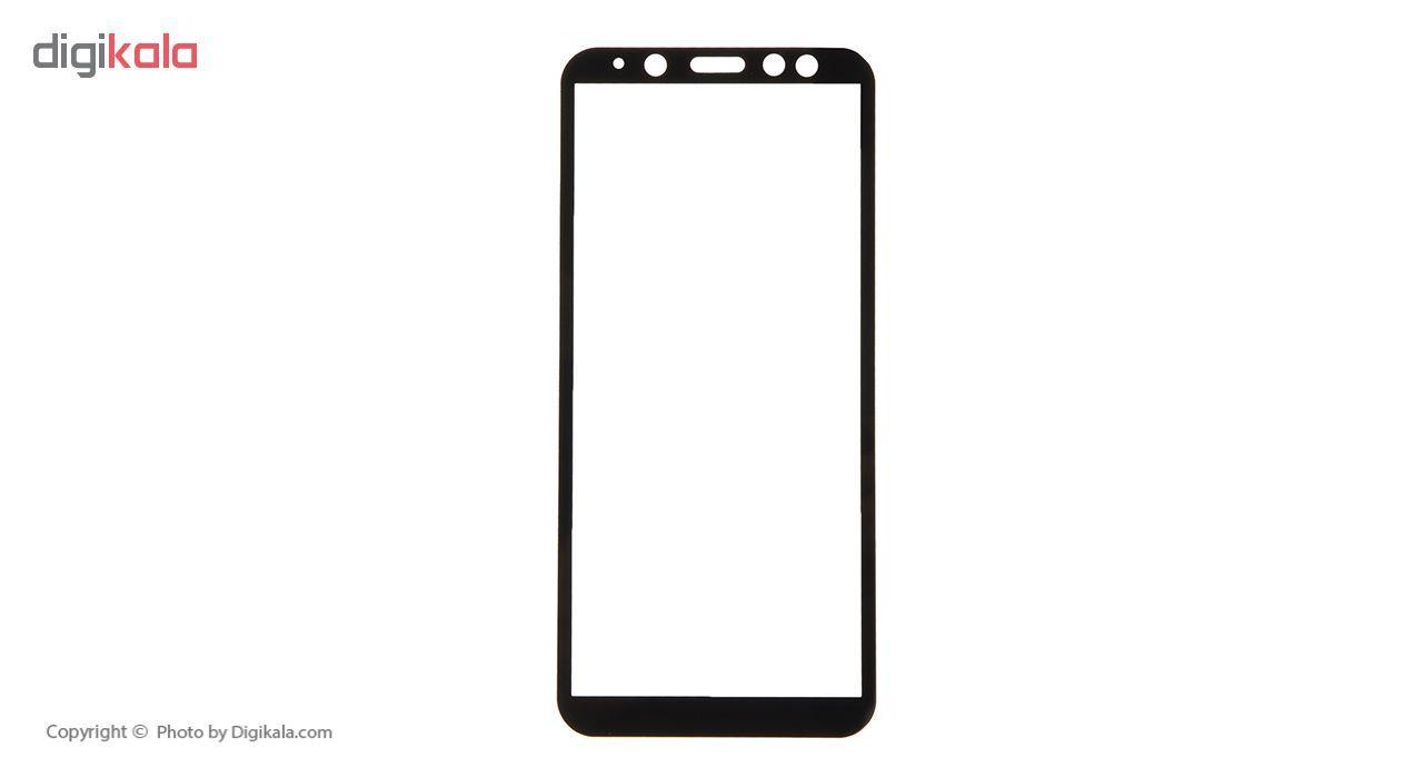 محافظ صفحه نمایش 3D موکوسون کد 208 مناسب برای گوشی موبایل سامسونگ Galaxy A6 2018 thumb 2 2