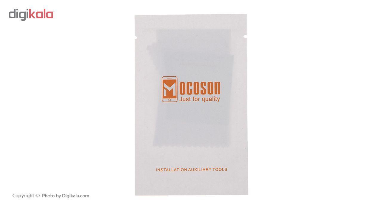 محافظ صفحه نمایش 3D موکوسون کد 302 مناسب برای گوشی موبایل سامسونگ J6 2018 main 1 3