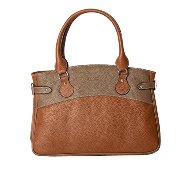 کیف دوشی زنانه چرم کروکو کد 2003435