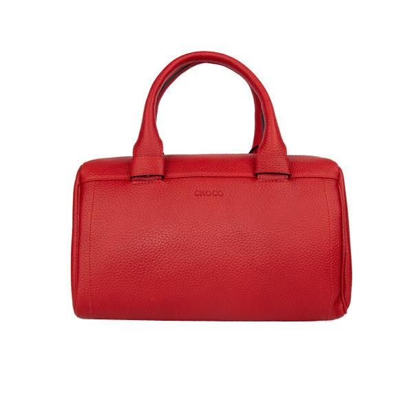 کیف دوشی زنانه چرم کروکو کد 2003449