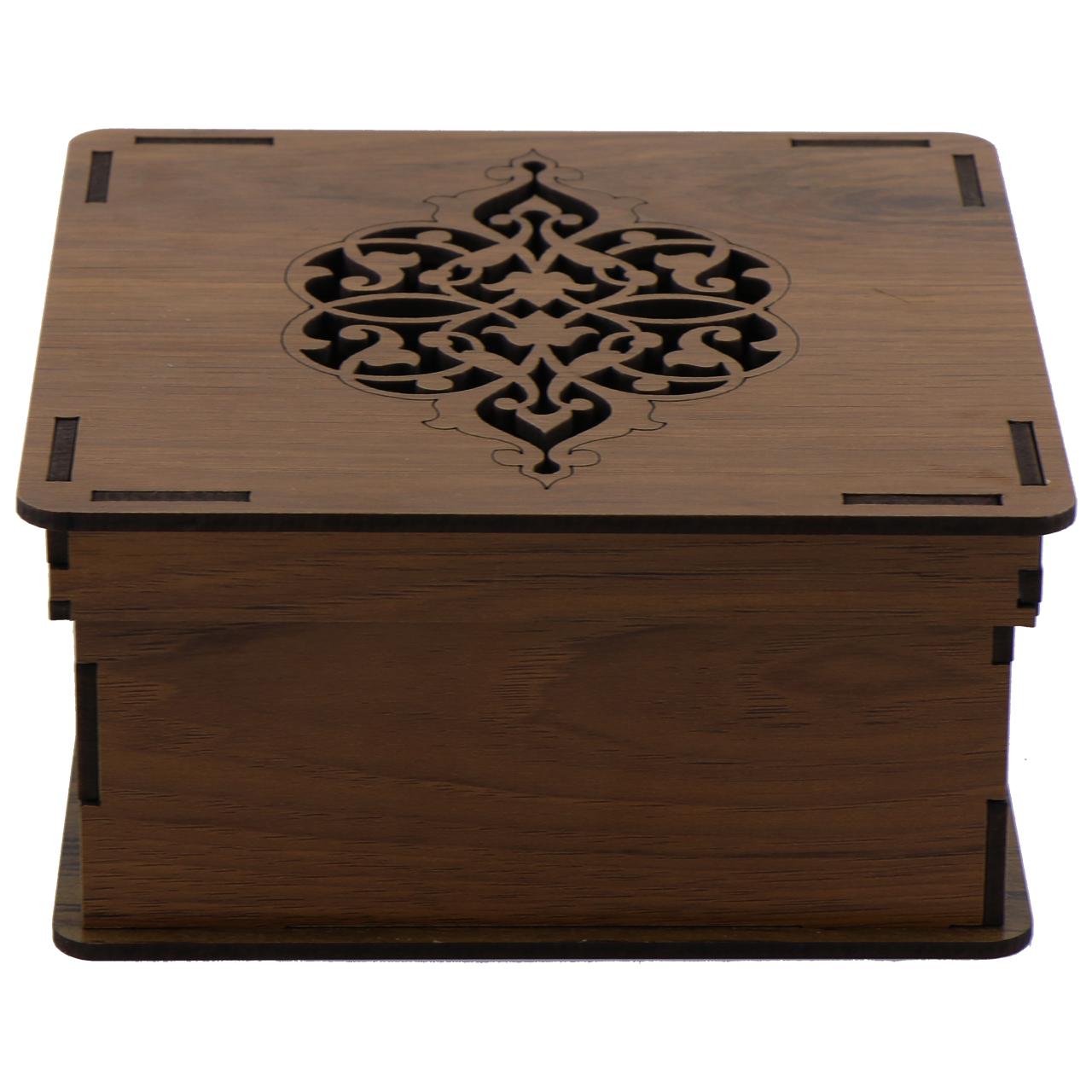 جعبه هدیه چوبی کد 1001