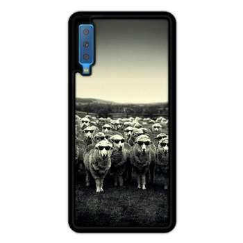 کاور آکام مدل Aasev1660 مناسب برای گوشی موبایل سامسونگ Galaxy A7 2018