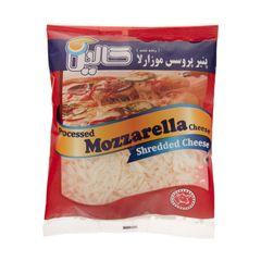 پنیر پیتزا موزارلا رنده شده کالین مقدار 450 گرم
