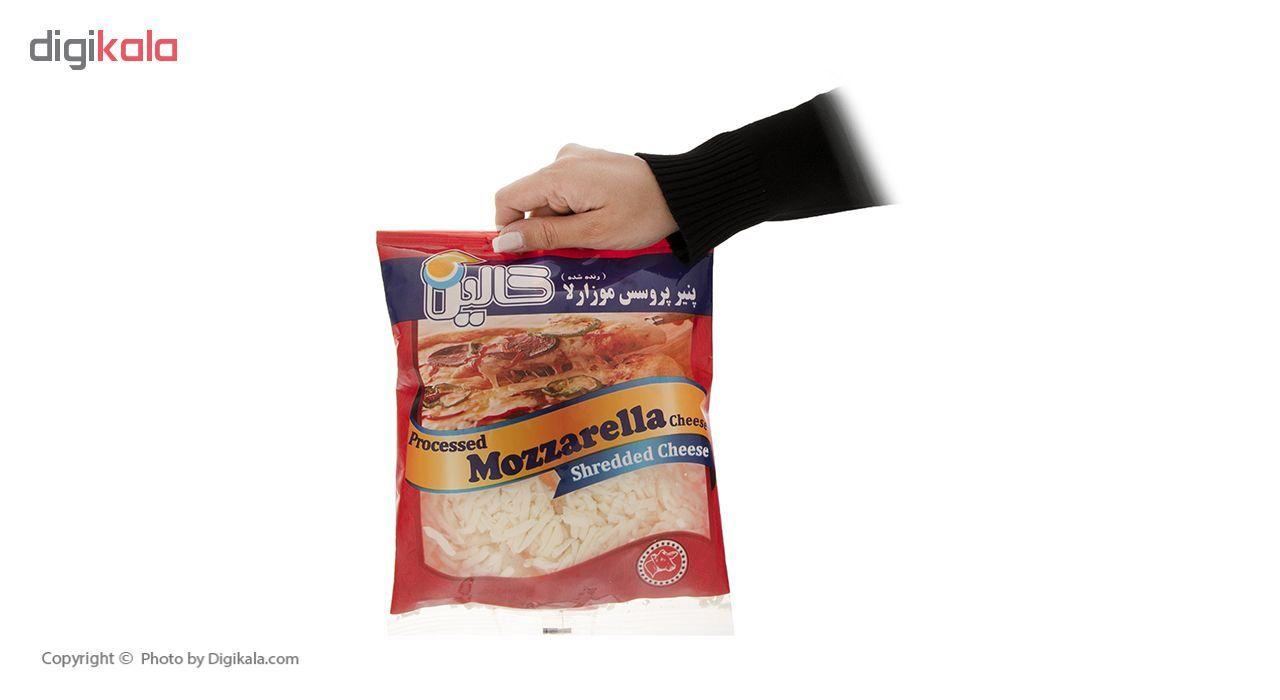 پنیر پیتزا موزارلا رنده شده کالین مقدار 450 گرم main 1 2