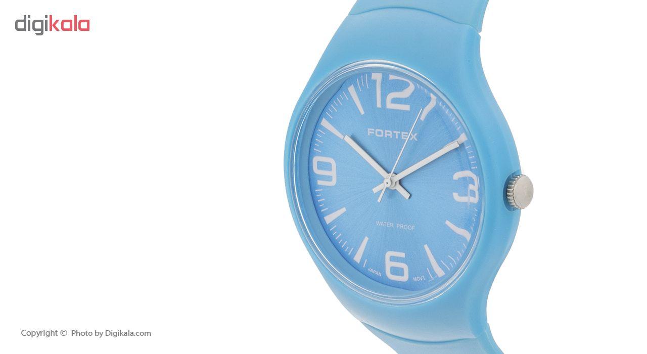 ساعت مچی عقربه ای مردانه فورتکس مدل FT8777