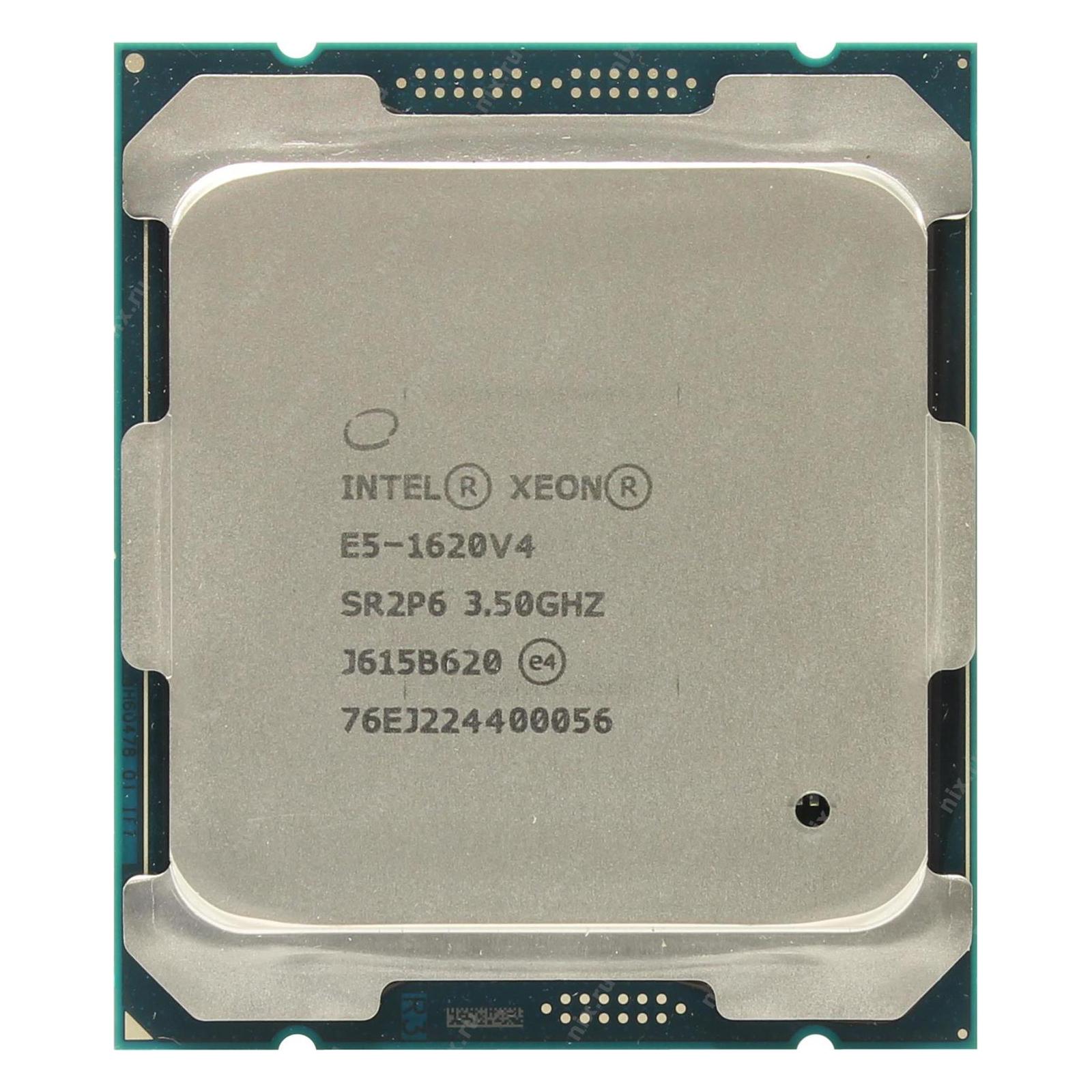 پردازنده مرکزی اینتل سری Broadwell مدل E5-1620 v4