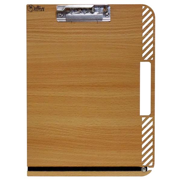 تخته شاسی ستاک کد CLB005 سایز A4